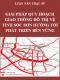 Luận văn thạc sỹ kỹ thuật cơ sở hạ tầng – Giải pháp quy hoạch giao thông đô thị vệ tinh Sóc Sơn, huyện Sóc Sơn, TP Hà Nội hướng tới phát triển bền vững