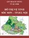 Quy hoạch chung tỷ lệ 1/5000 Đô thị vệ tinh Sóc Sơn – Thành phố Hà Nội đến năm 2030