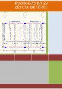 Hướng dẫn đồ án kết cấu bê tông 1