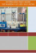 Hướng dẫn thực hành thí nghiệm vật liệu xây dựng