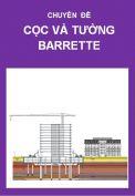Cọc và tường Barrette