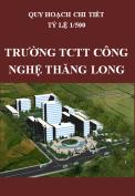 Quy hoạch chi tiết Trường trung cấp tư thục công nghệ Thăng Long