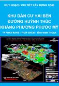 Quy hoạch chi tiết xây dựng tỷ lệ 1/500 Khu dân cư hai bên đường Huỳnh Thúc Kháng phường Phước Mỹ - thành phố Phan Rang - Tháp Chàm - tỉnh Ninh Thuận