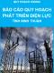 Báo cáo quy hoạch phát triển điện lực - Quy hoạch chung tỉnh Ninh Thuận