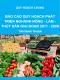 Báo cáo quy hoạch phát triển nghành Nông - Lâm - Thủy sản giai đoạn 2011-2020 vùng - Quy hoạch chung tỉnh Ninh Thuận