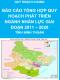 Báo cáo tổng hợp quy hoạch phát triển nhân lực năm 2011 – 2020 tỉnh Ninh Thuận - Quy hoạch chung tỉnh Ninh Thuận