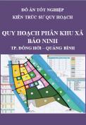 Đồ án tốt nghiệp kiến trúc sư quy hoạch – Quy hoạch chung thị trấn Mai Châu – tỉnh Hòa Bình