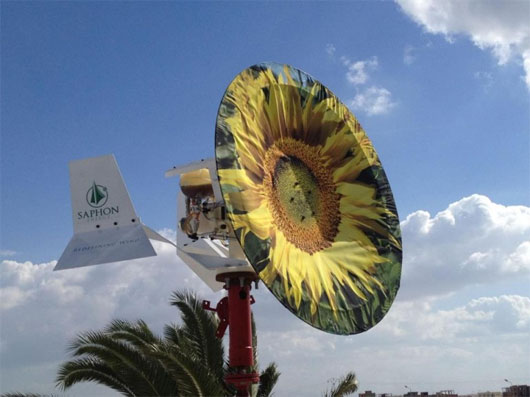 Turbin gió không cánh quạt