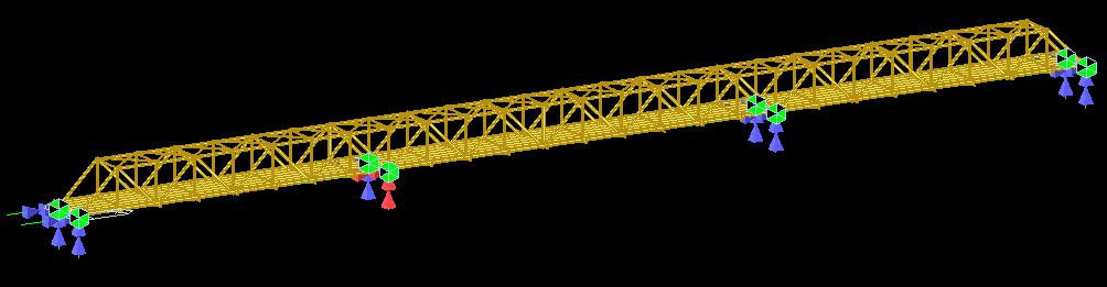 RDSIC Cầu dàn thép