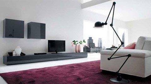 Không gian phòng khách đẹp 2012