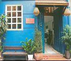 Độc đáo 3 địa danh thu nhỏ trong một homestay giữa lòng Hà Nội
