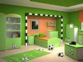 Những ý tưởng thú vị trong thiết kế phòng trẻ