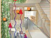 Giải pháp chống nắng, thông gió tự nhiên cho nhà chật hẹp