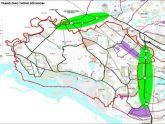 Luận văn - Quy hoạch giao thông đường bộ huyện Mê Linh thành phố Hà Nội dưới tác động của quá trình đô thị hóa