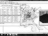 Ứng dụng GIS trong quản lý lún sụt nền đường