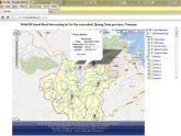 Quảng Nam: Xây dựng mô hình cảnh báo lũ nhanh qua internet