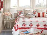 10 màu sắc sinh động để trang trí phòng ngủ