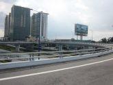 Cầu vượt Cát Lái vẫn chưa được nghiệm thu chính thức