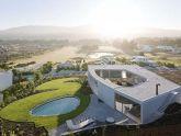 Biệt thự trắng, Marbella, Chile - KTS. Toyo Ito
