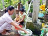 Đề xuất vùng cấm khai thác nước ngầm tại TP.HCM
