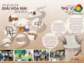 Giới thiệu giải Hoa Mai 2013 – 2014