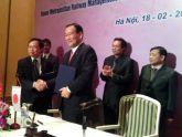 Hà Nội hợp tác phát triển đường sắt đô thị với Nhật Bản