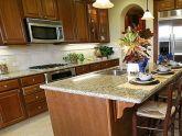 Nên ốp bàn bếp bằng loại đá nào?