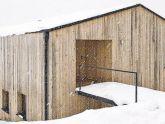 Ngôi nhà cabin hiện đại nhưng mang đậm phong cách truyền thống tại Áo