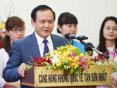 Sân bay Tân Sơn Nhất cần giải pháp đồng bộ chống ùn tắc và ngập lụt