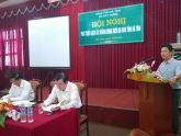 Tổ chức thành công Hội nghị phát triển vật liệu xây không nung trên địa bàn tỉnh Hà Tĩnh