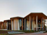 Trường Kiến trúc Abedian / CUA Studio