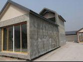 Xây nhà từ vật liệu tái chế bằng máy in 3D