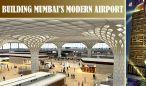 Xây dựng sân bay Mumbai
